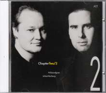 Nils Landgren & Johan Norberg: Chapter Two/2, CD