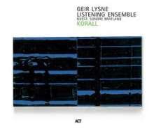 Geir Lysne (geb. 1965): Korall, CD