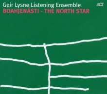 Geir Lysne (geb. 1965): Boahjenasti - The North Star / Live 2005, CD