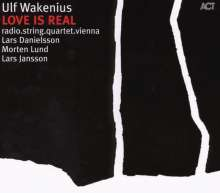 Ulf Wakenius (geb. 1958): Love Is Real, CD