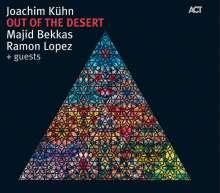 Joachim Kühn (geb. 1944): Out Of The Desert, CD