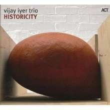 Vijay Iyer (geb. 1971): Historicity (180g), 2 LPs