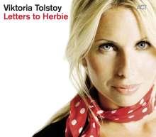 Viktoria Tolstoy (geb. 1974): Letters To Herbie, CD