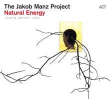 Jakob Manz: Natural Energy (Young German Jazz), CD
