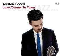 Torsten Goods (geb. 1980): Love Comes To Town, CD