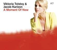 Viktoria Tolstoy & Jacob Karlzon: A Moment Of Now, CD