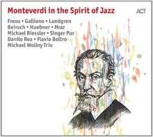 Monteverdi In The Spirit Of Jazz, CD