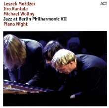 Iiro Rantala, Michael Wollny & Leszek Możdżer: Jazz At Berlin Philharmonic VII - Piano Night (180g), LP