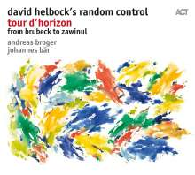 David Helbock (geb. 1984): Tour D'Horizon - From Brubeck To Zawinul, CD