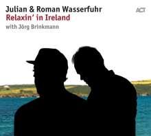 Julian Wasserfuhr & Roman Wasserfuhr: Relaxin' In Ireland, CD