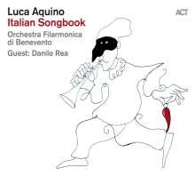 Luca Aquino: Italian Songbook (180g), LP