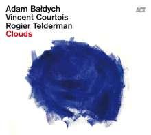 Adam Baldych, Vincent Courtois & Rogier Telderman: Clouds, CD