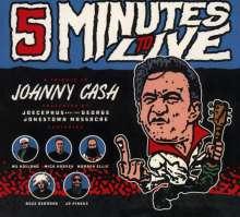 Joecephus & The George Jonestown Massacre: Five Minutes To Live: A Tribute To Johnny Cash EP, CD