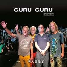 Guru Guru: Live In China, 1 CD und 1 DVD