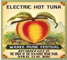 Electric Hot Tuna: Live At Wanee 2016, 2 CDs
