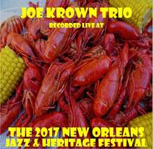 Joe Krown: Live At Jazzfest 2017, CD