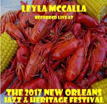 Leyla McCalla: Live At Jazzfest 2017, CD