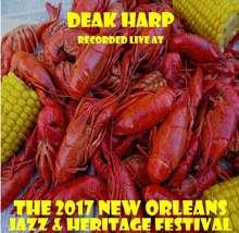 Deak Harp: Live At Jazzfest 2017, CD