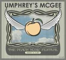 Umphrey's McGee: Live At The 2017 Peach Music Festival, CD