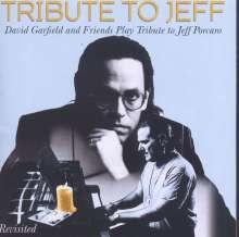 David Garfield: Tribute To Jeff Porcaro, CD