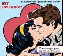 Hey Lover Boy! (An Assortment Of Girlie Tracks Of The 60s), CD