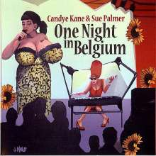 Sue Palmer: One Night In Belgium, CD