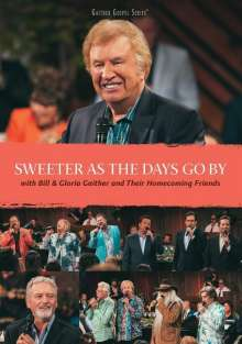 Homecoming, B: V-SWEETER AS THE DAYS GO BY  G, DVD