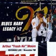 Arthur Moore: Blues Harp Legacy #2 Live 11/12/98, CD