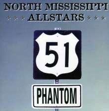North Mississippi Allstars: 51 Phantom, CD