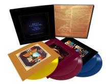 Bruce Cockburn: True North - A 50th Anniversary Box Set (180g) (Colored Vinyl), 5 LPs