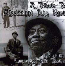 Tribute To Mississippi John Hu, CD