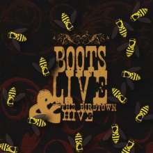 Diesel Dog: Boots Live & The Birdtown Hive, CD