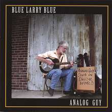 Blue Larry Blue: Analog Guy, CD