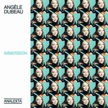 Angele Dubeau & La Pieta - Immersion, CD