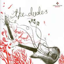 Dudes: Brain Hearts Guitar, CD