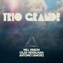 Will Vinson: Trio Grande (180g) (Blue Marbled Vinyl), 2 LPs