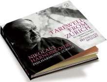 Nikolaus Harnoncourt - Farewell From Zurich, 2 CDs