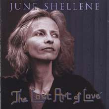 June Shellene: Lost Art Of Love, CD