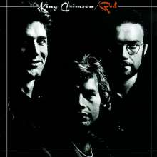 King Crimson: Red, CD