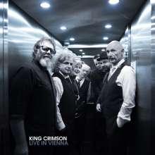 King Crimson: Live In Vienna, December 1, 2016, 3 CDs