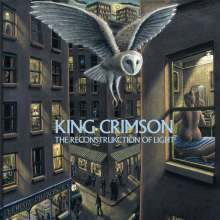 King Crimson: The ReconstruKction Of Light (200g) (Expanded Edition), 2 LPs