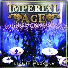 Imperial Age: Live In Wroclaw, CD