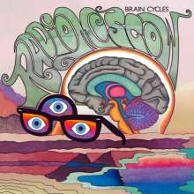 Radio Moscow: Brain Cycles (Limited Edition) (Colored Vinyl), LP