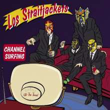 Los Straitjackets: Channel Surfing (45 RPM), LP