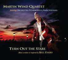 Martin Wind (geb. 1968): Turn Out The Stars (Live), CD