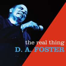 D.A. Foster: Real Thing, CD