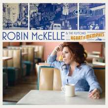 Robin McKelle (geb. 1976): Heart Of Memphis, CD