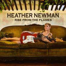 Heather Newman: Rise From The Flames, CD