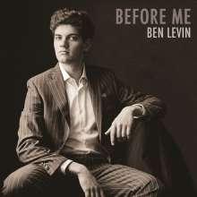 Ben Levin: Before Me, CD