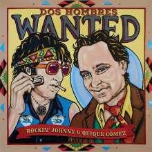 Rockin' Johnny Burgin: Dos Hombres Wanted, CD